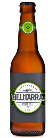 Blonde IPA Belharra 33 cl