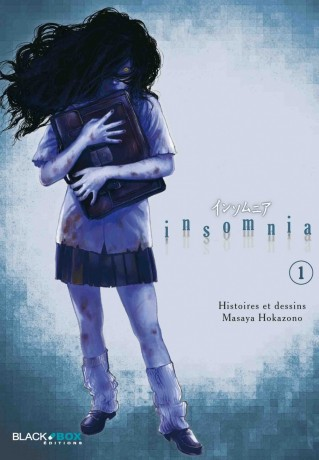 Insomnia INTÉGRALE 2 TOMES