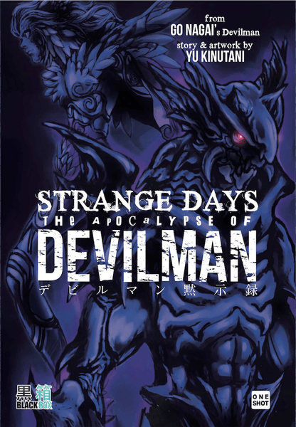 Devilman STRANGE DAYS THE APOCALYPSE ONE SHOT