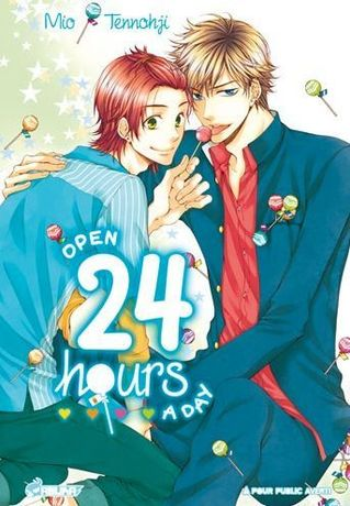 Open 24 hours a day occasion état comme neuf