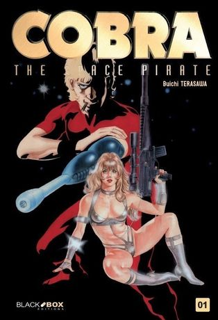Cobra, the space pirate - Edition Ultime  TOME 11  occasion trés bon état