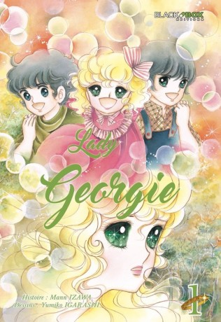 Lady Georgie ! DELUXE TOME 1 EN STOCK