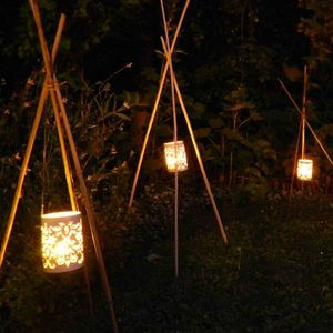 Decoration Jardin En Bambou - Rellik.us - rellik.us