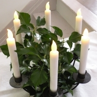 Flameless LED candles of high quality