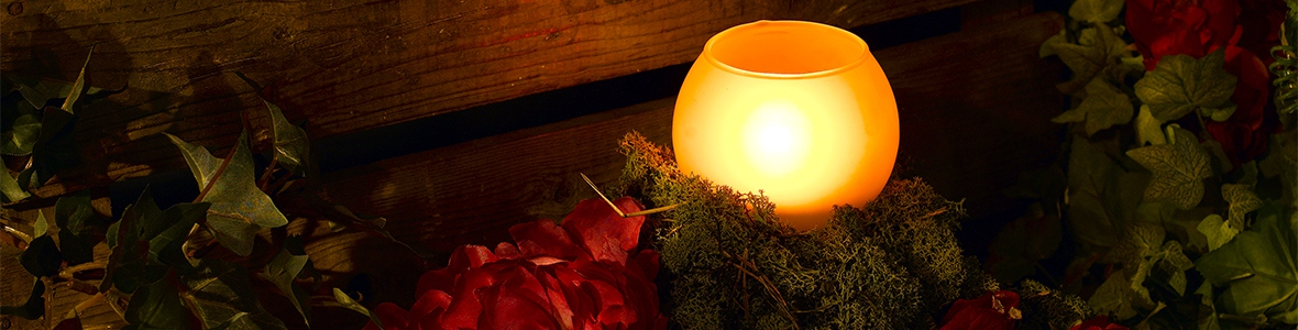 Remote controlled and programmable candles and tea light holders.