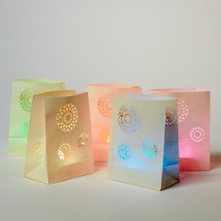 Changing colour tealight - LED tealight