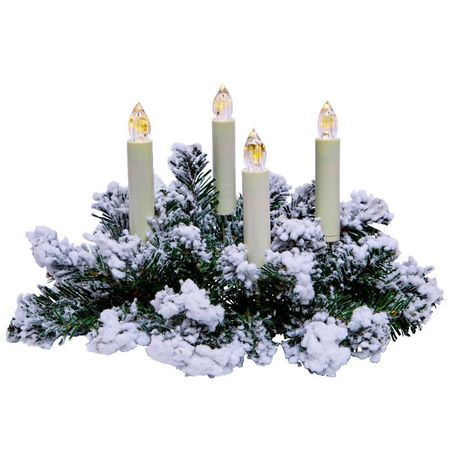 Accessories for Christmas LED candles