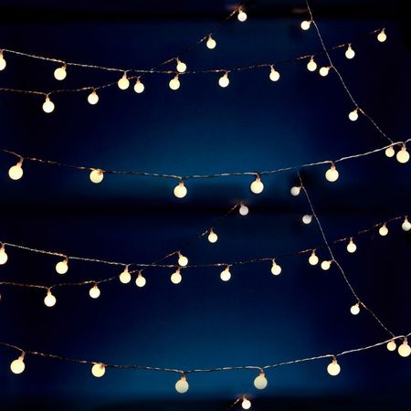 Lightchain 50 LED for In &Outdoor use. L 6,50 m