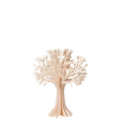 Small tree made in paper - h 30 cm