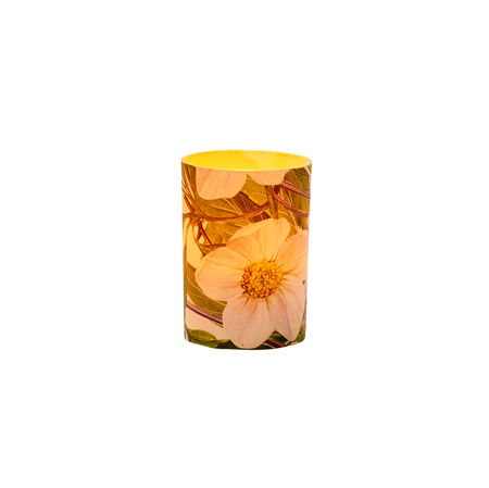 LED Candle Holder Hellebore - H 6,7 cm