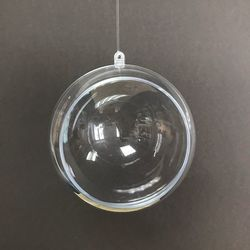 Plexiglass Bubble Ø 12 cm for LED candle