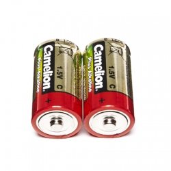 Pack of 2 alkaline C/LR 14 batteries