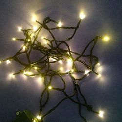 35 LED lights string with 6 h timer - Outdoor