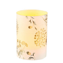 LED candle holder Dandelion flower - H9CM