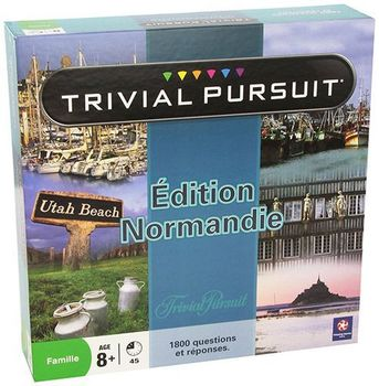 Trivial Pursuit Edition Normandie