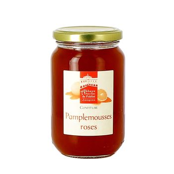 Confiture pamplemousses roses 430g