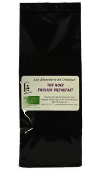 Thé noir English breakfast bio 100 g