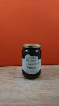Confiture quetsches - 370g