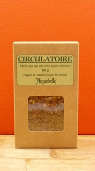 Tisane circulatoire - 50g