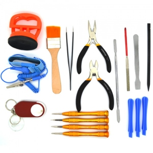 Valise professionnelle 18 outils