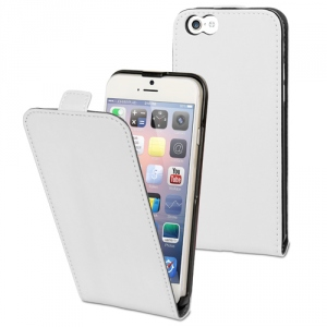 Housse Muvit Slim blanche pour iPhone 6