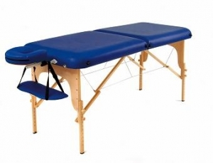 SISSEL, Table de massage pliante Robusta