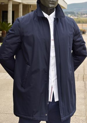 Trench imperméable homme