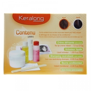 Kit Défrisant Normal NO LYE Relaxer sans soude - Keralong