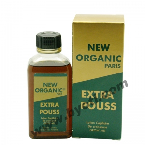 LOTION EXTRA POUSS de NEW ORGANIC - 125 ml