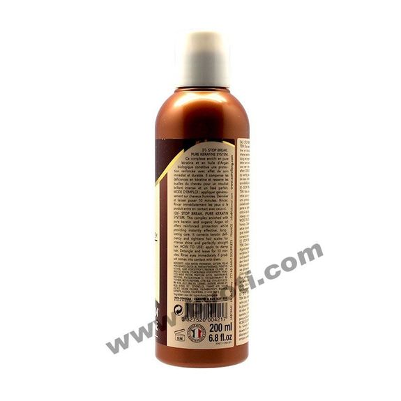 ACTILISS Smooth Stop Break anti-fizz anti humidité à base ARGAN bio et KERATINE - Activilong 200ml