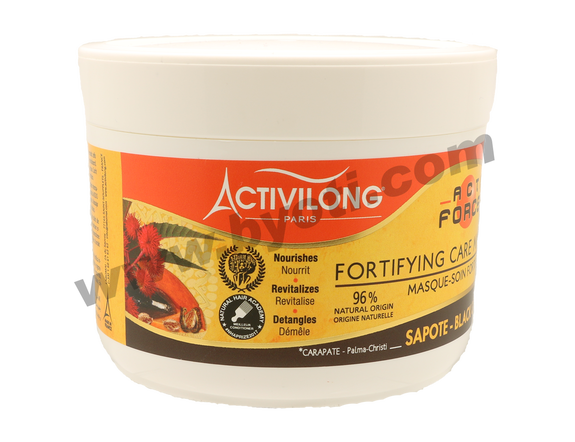 MASQUE-SOIN FORTIFIANT ACTIFORCE - 200ml Activilong