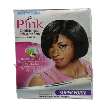 KIT DEFRISANT Conditionning NO-LYE RELAXER super  - Luster's PINK Original