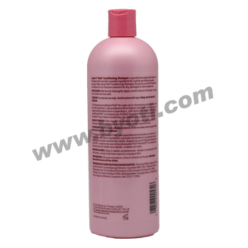 Shampooing conditionneur enrichi aux vitamines E & B5 590ml - Luster's PINK