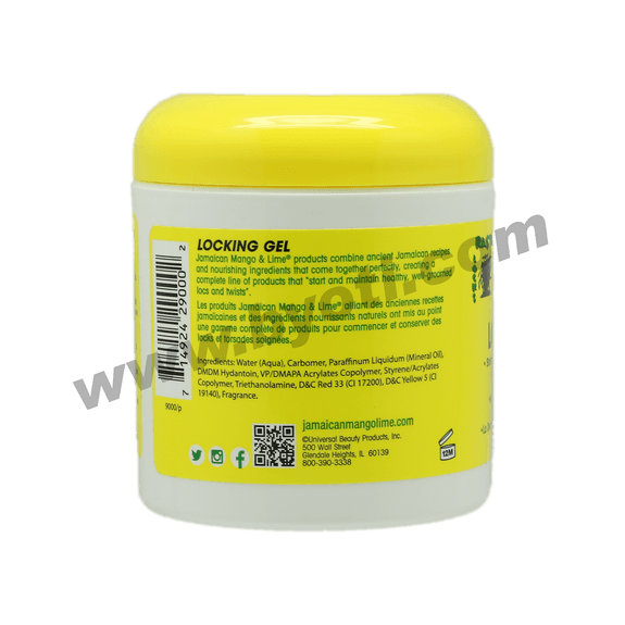 Locking Gel 170ml - JAMAICAN MANGO & LIME