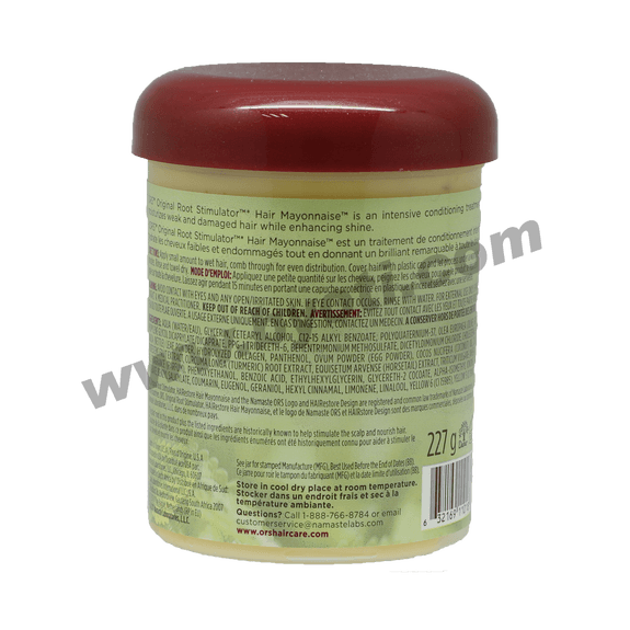 HAIR MAYONNAISE - ORGANIC ROOT Stimulator 227grs