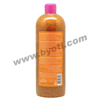 So Carrot Gel douche exfoliant au parfum dynamisant - Fair&White 940ml