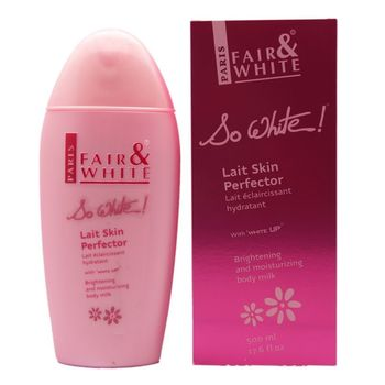 ByotiBox Coffret Beauté SO WHITE - Fair&White