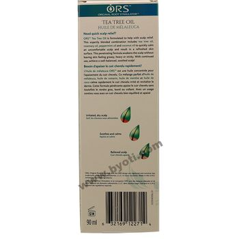 Huile Tea Tree  - ORGANIC ROOT ORGANIC ROOT STIMULATOR 90 ml