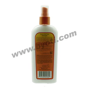 Spray démêlant Coil Calm Detrangler à base beurre de karité - Natural Hair 237ml -  CANTU