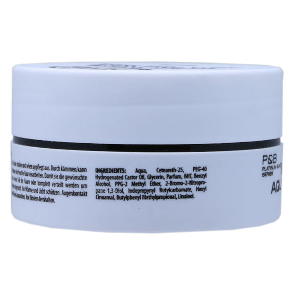 Gel pour cheveux Red one - Blanc