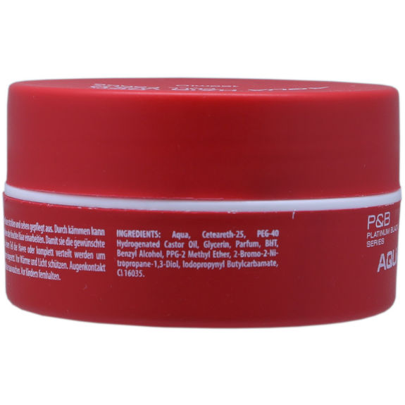 Gel pour cheveux Red one - Rouge