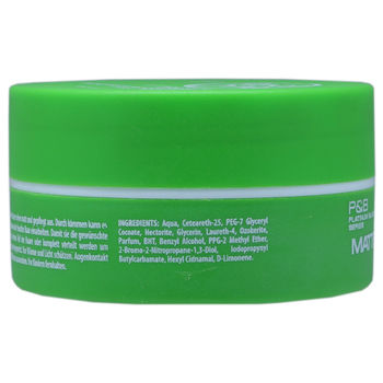 Gel pour cheveux Red one - Vert