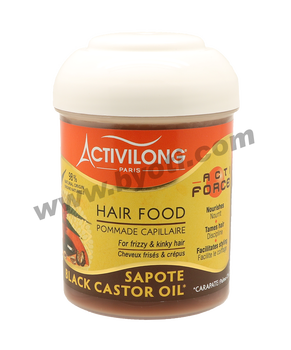 Hair food pommade capillaire - 125ml Activilong