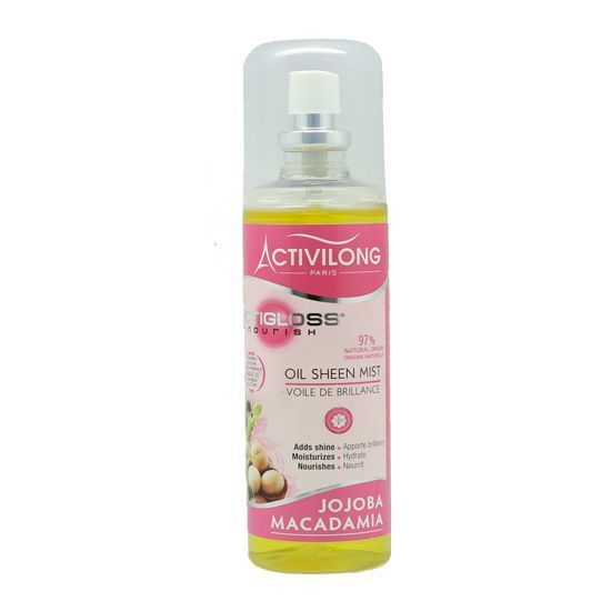 OIL SHEEEN MIST Voile de brillance Actigloss- Activilong 125ml