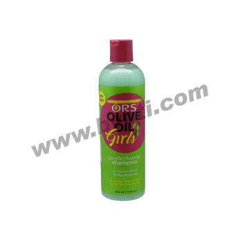 Olive Oil Girls Moisture Rich Shampoo - ORGANIC ROOT Stimulator 384ml