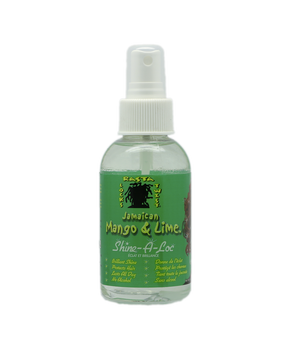 Shine-A-Loc - Spray éclat et Brillance 118ml - JAMAICAN MANGO & LIME