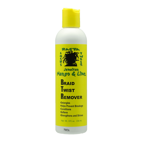 Braid Twist Remover 236ml - JAMAICAN MANGO & LIME