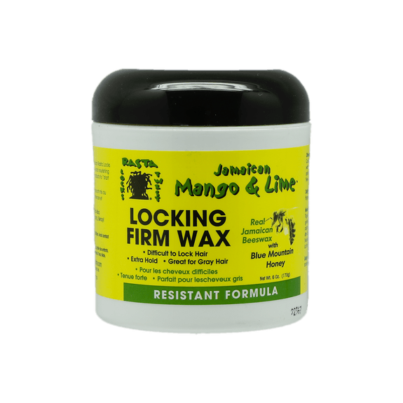 Locking Firm Wax 170g - JAMAICAN MANGO & LIME