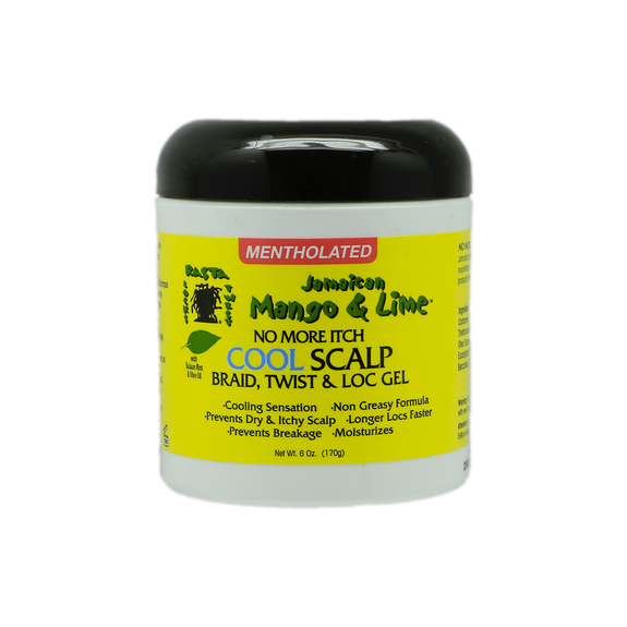 Cool Scalp No more itch 170g - JAMAICAN MANGO & LIME