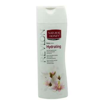 Natural Honey Body Lotion 400 ml REVLON